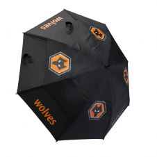 Official Wolverhampton Wanderers FC Golf Umbrella
